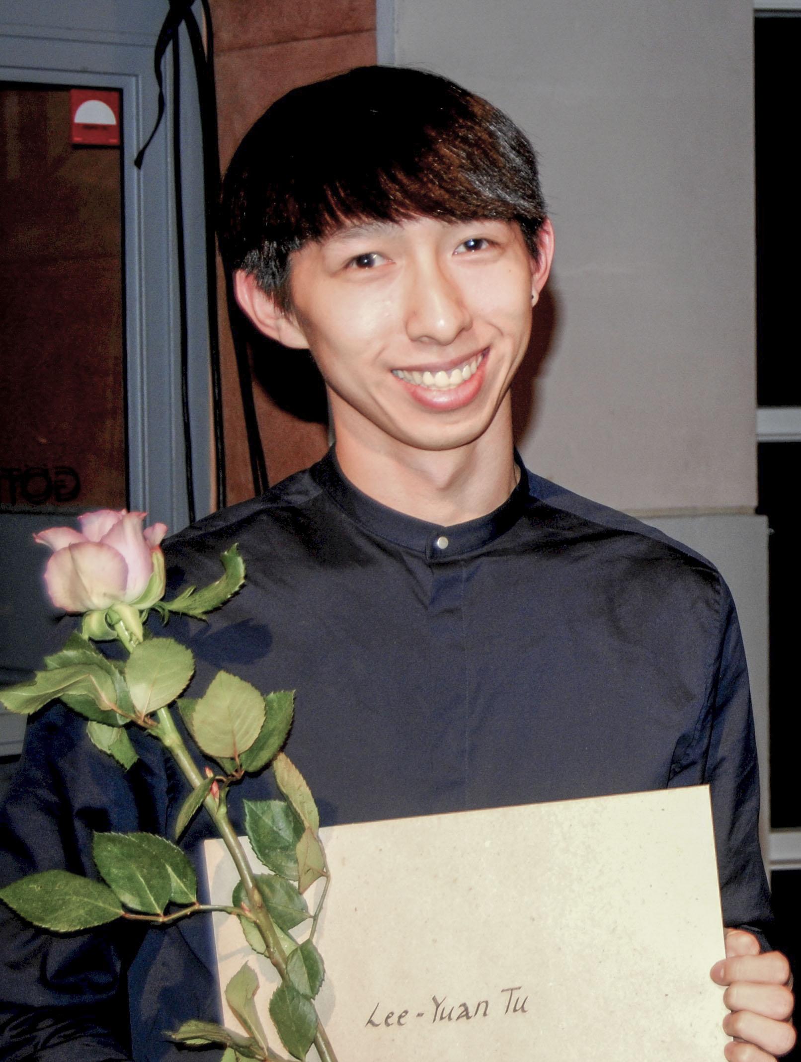 Årsfest 15.Lee -Yuan Tu..JW
